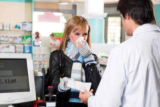 4,6 tys. skierowań do szpitala z powodu grypy od początku roku