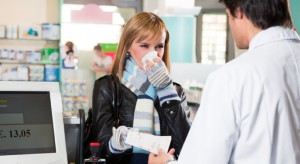 PPOZ: przybywa pacjentów z objawami grypy