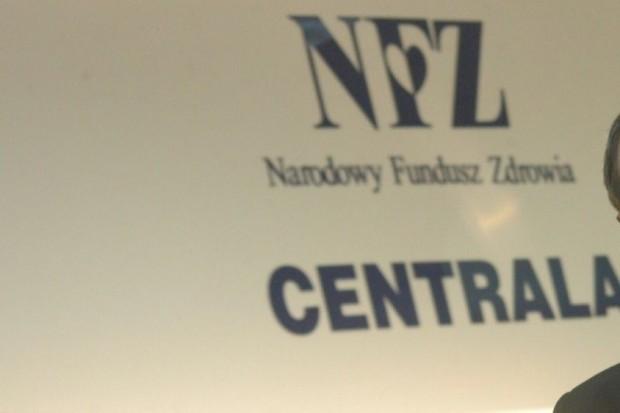 NFZ: komunikat dotyczący chemioterapii