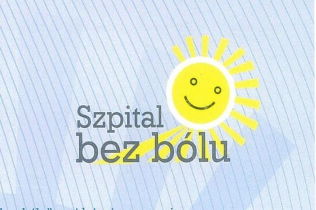 """""""Szpital bez bólu"""" w Bielsku-Bialej"""