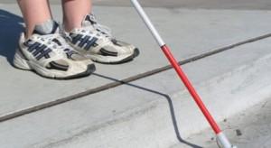 W Krakowie powstała ścieżka sensoryczna dla niewidomych i słabowidzących