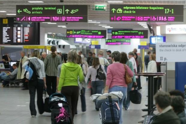 Mapy dotykowe dla osób niewidomych i niedowidzących na Lotnisku Chopina
