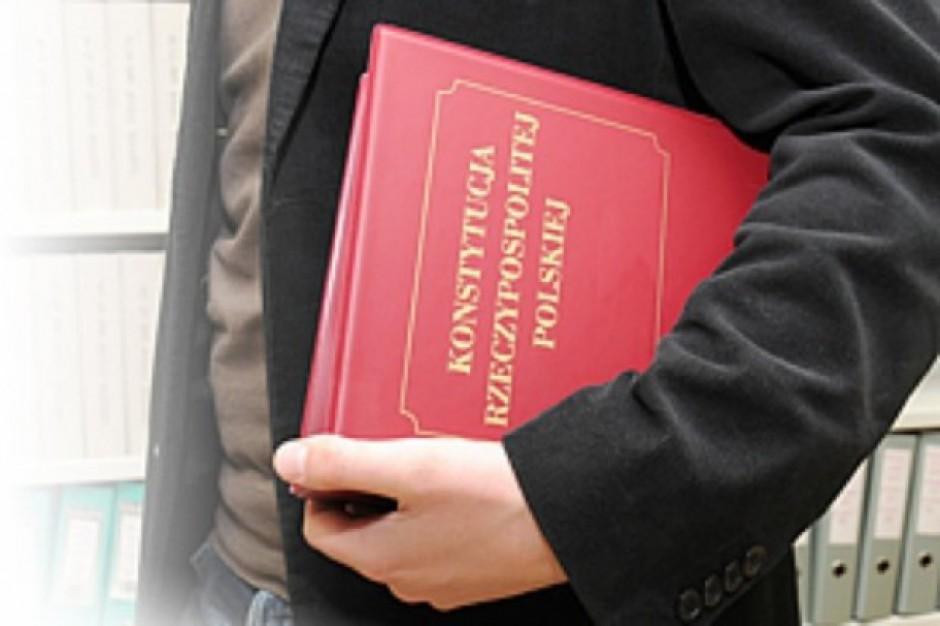 Konstytucjonalista: potrzebna nowelizacja przepisów dot. klauzuli sumienia