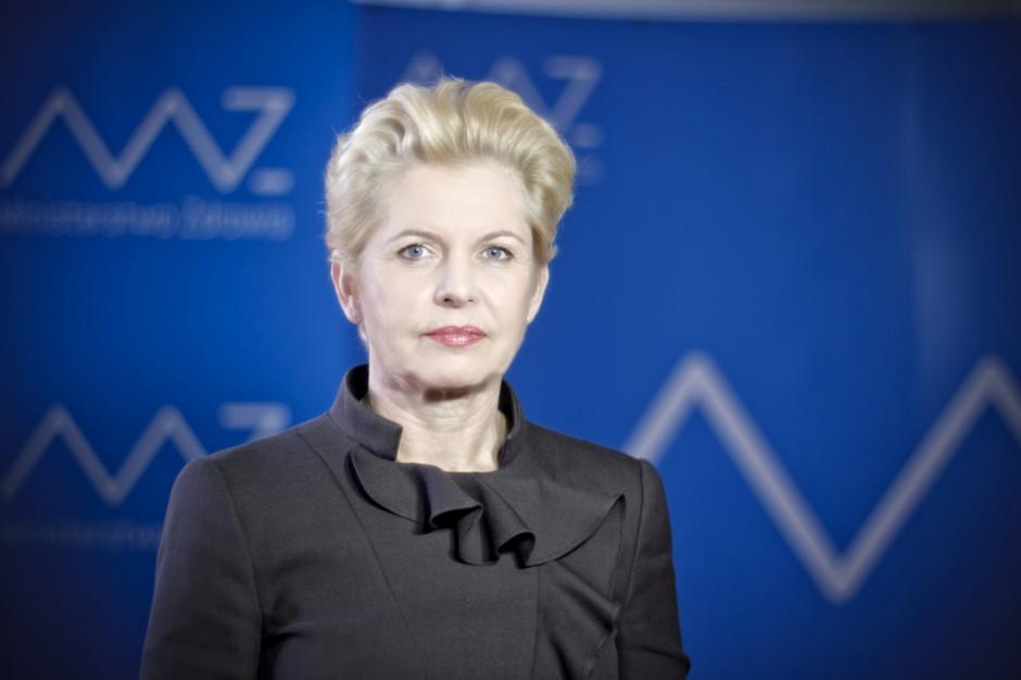 Beata Małecka-Libera: tym razem ustawa o zdrowiu publicznym wejdzie w życie