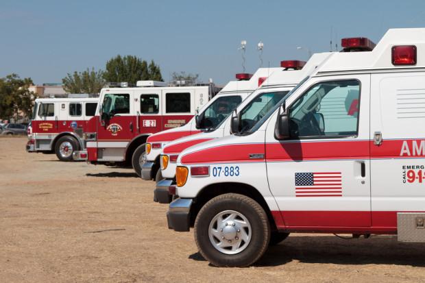 Strażak uratował lekarza - tak odwdzięczył się mu po latach