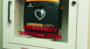 Podkarpacie: defibrylatory trafią do siedmiu gmin