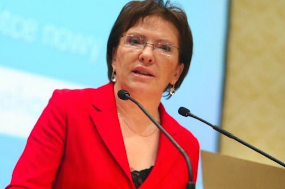 Kopacz o in vitro: obiecałam ustawę i jest w Sejmie