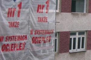 Łódź: ponad 2,6 mln zł na termomodernizację szpitala im. Jonschera