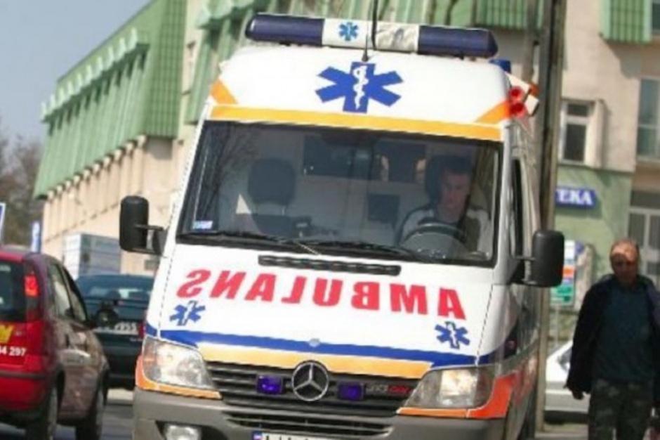 Do szpitala w Słupsku zawiezie karetka lubelskiej firmy