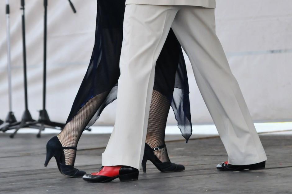 Tango dobre na Parkinsona