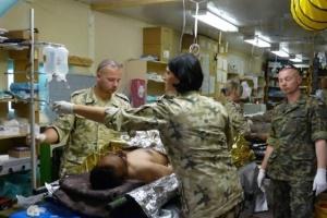 Ekspert: medycyna pola walki przydatna dla cywilnej ochrony zdrowia