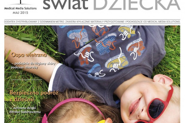 """Projekt prasowo-internetowy """"Świat dziecka"""""""