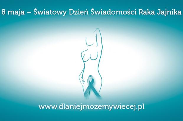 8 maja Światowym Dniem Świadomości Raka Jajnika