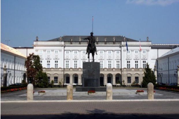 Prezydent powołał ministrów: zdrowia, sportu i skarbu