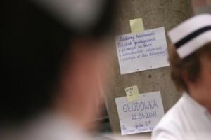 Przemyśl: protest głodowy pielęgniarek trwa już 17 dni