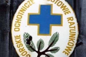 Gorce: ratownicy GOPR dotarli do trzech turystów, którzy opadli z sił