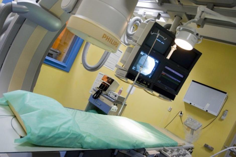 Kętrzyn:  szpital chwilowo bez rentgena na bloku operacyjnym