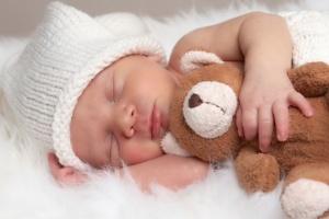 Higiena snu u niemowląt pomaga w zapobieganiu otyłości?