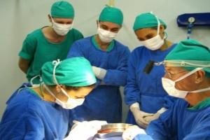 Drużyna z Zielonej Góry mistrzem Polski studentów w szyciu chirurgicznym