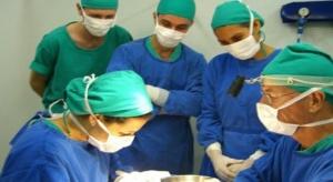 Zielona Góra: 20 drużyn stanęło do mistrzostw studentów w szyciu chirurgicznym