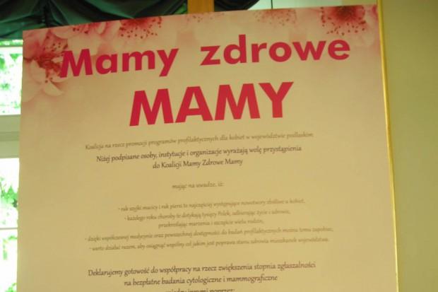 Białystok: powstała koalicja promująca badania profilaktyczne kobiet