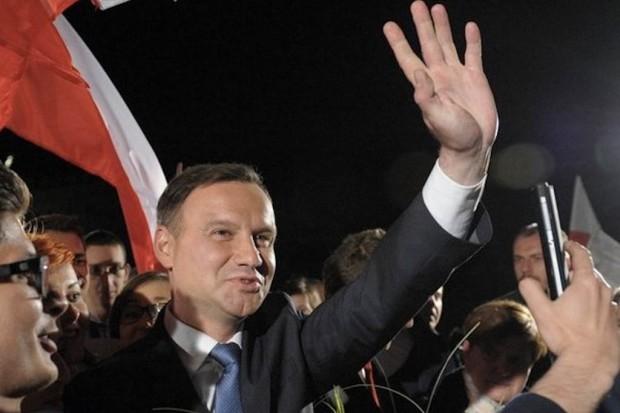 Prezydent Andrzej Duda zapewnił o wsparciu dla WOŚP
