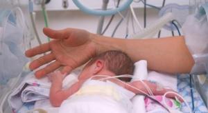 Lubelskie: rodzi się coraz więcej wcześniaków