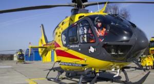 Jarosław: przy szpitalu powstaje lądowisko dla śmigłowców LPR