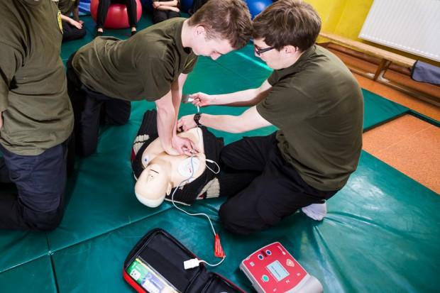 Poznań: kilkuset uczniów nauczy się zasad pierwszej pomocy