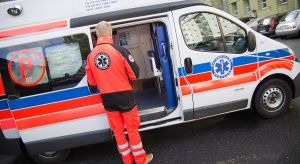 Pies pogryzł ratownika, apel do pacjentów o zamykanie pupilów