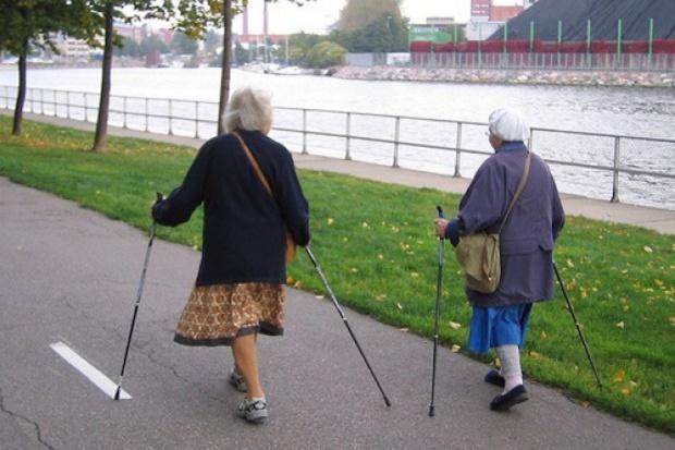 Aktywność fizyczna niezbędna dla zdrowia - także po 60 r.ż.