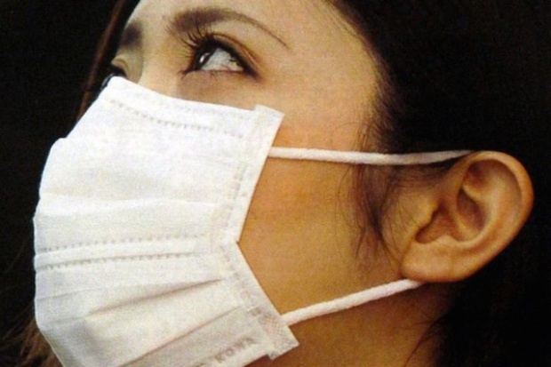 Maski ochronią nas przed smogiem?