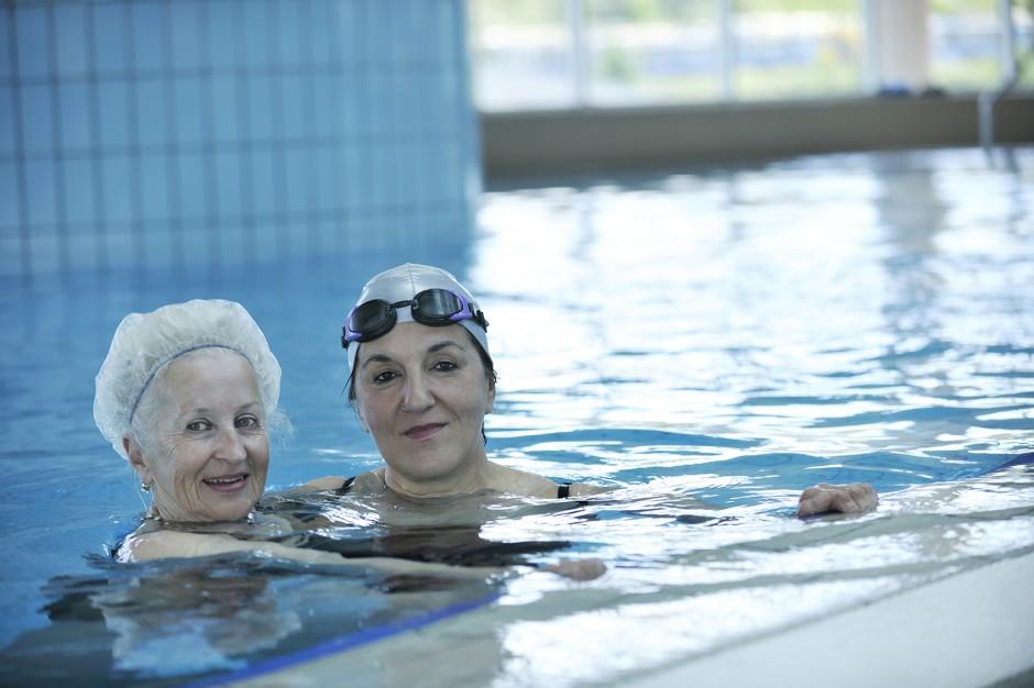 Zachodniopomorskie: bezpłatna rehabilitacja w wodzie - ruszyły zapisy do programu