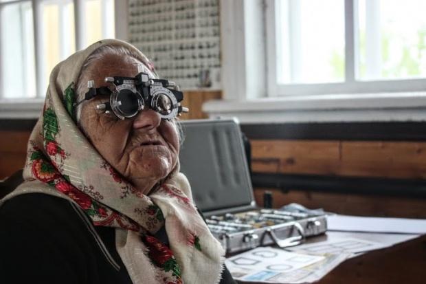 Okulary dla Syberii: to była już trzecia edycja akcji