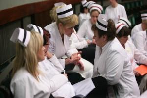 Sejm: straż nie wpuściła protestujących pielęgniarek