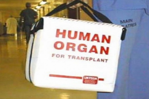Jasienica: marsz i spotkanie z transplantologami