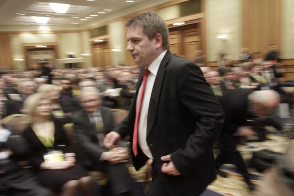Dymisja wieńczy dzieło: Arłukowicz odchodzi z ministerstwa