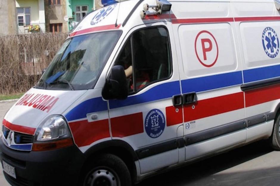 Kraków: kiedy ratownicy medyczni zapłacą za uszkodzenia ambulansów