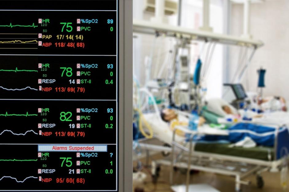 Brakuje pieniędzy dla pacjentów wymagających wspomagania oddechu