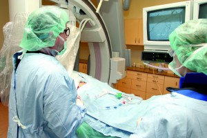 Legnica: szpital wstrzymał przyjęcia pacjentów z zawałami serca