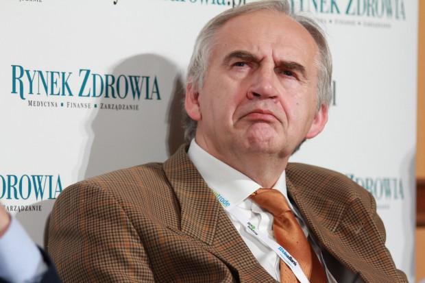 Prof. Marian Zembala nowym ministrem zdrowia