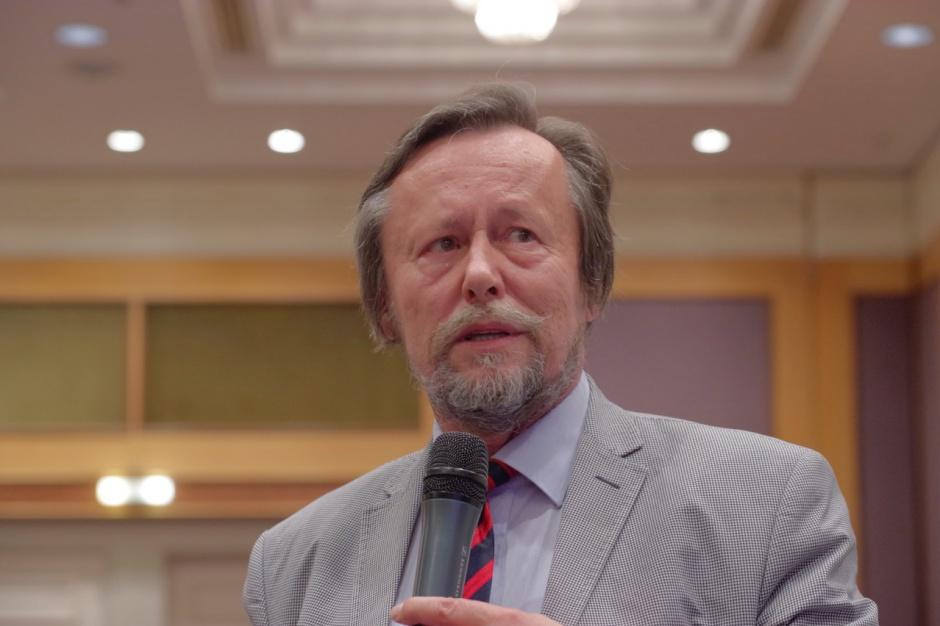 Prof. Imiela: interniści powinni się szkolić wspólnie z geriatrami