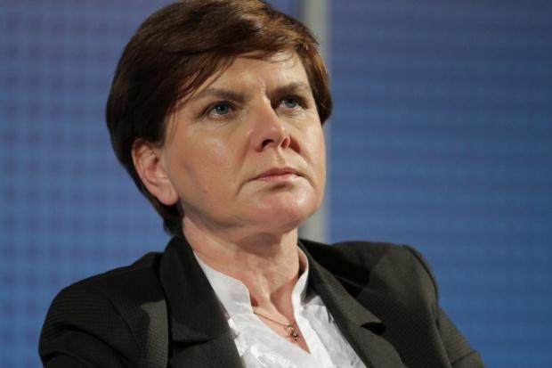 Szefowa gabinetu Beaty Szydło: myślę, że premier opuści szpital w ciągu...