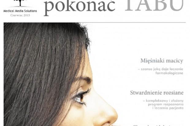 """Medical Media Solutions: publikacja """"Pokonać Tabu"""""""