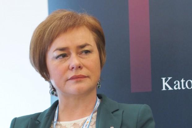 Lidia Gądek o szczepieniach: to nie jest nabijanie kasy koncernom
