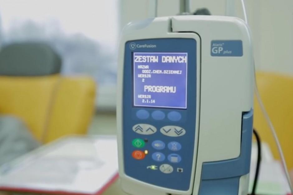 Chemioterapia będzie możliwa w warunkach domowych - jest projekt zarządzenia prezesa NFZ
