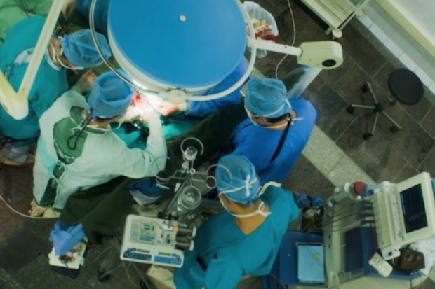 Nowatorska operacja kręgosłupa w gryfickim szpitalu