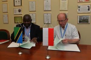 IFiPS: podpisano umowę o współpracy naukowej z Tanzańskim Towarzystwem Otolaryngologicznym
