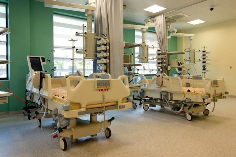 Na oddziale intensywnej opieki medycznej niscy częściej umierają