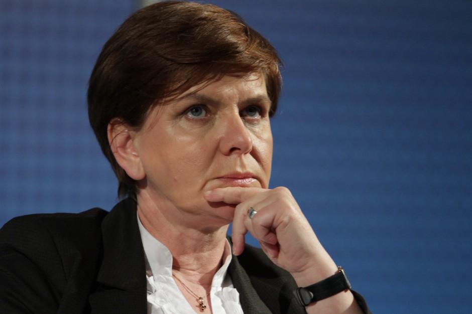 Beata Szydło: trzeba zlikwidować NFZ
